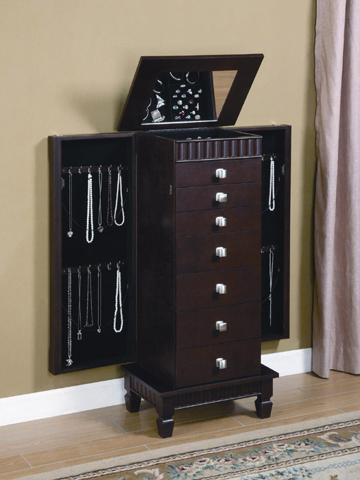 jewelry chest armoire plans